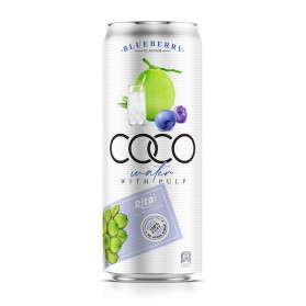 330ml_Canned_Coconut_Water_with_Blueberry_Flavor