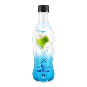 400ml_Pet_Bottle_Organic_Sparkling_Coconut_Water