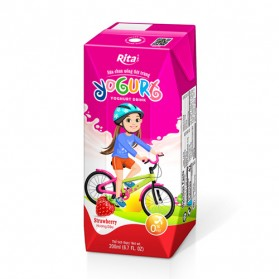 OEM_Yogurt_kids_trawberry_200ml