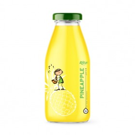 Pineapple_250ml_Glass_Bottle